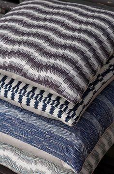 Handwoven Cushions, Laura Adburgham