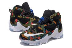 official photos 7b110 9bdf5 2016-2017 Sale LeBron 13 XIII Black History Month BHM New Arrival 2016
