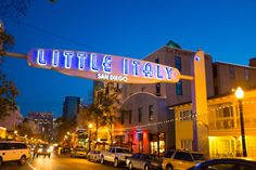 The best of San Diego's Little Italy.