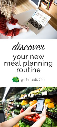 This is the only meal planner that does it all! Get a new plan every week with personalized recipe suggestions based on your diet. Shop faster using our grocery list generator, which combines all the ingredients on your menu and even remembers what you have on hand. Plans for every diet plus 19 food avoidances. Try it free!