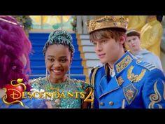 Descendants 2   Ben and Uma Clip (Descendientes 2) - YouTube