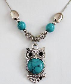My Owl Necklaces - Pink Pepper Craft  Studio - Australia