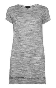 Primark - Grijs shirt space dye