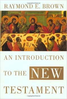 An Introduction to the New Testament (Anchor Bible Reference Library)  https://www.amazon.com/dp/0385247672?m=A1WRMR2UE5PIS8&ref_=v_sp_detail_page