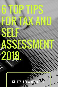 How to deal with tax self assessment in 2018.  #tax# selfassessment #money