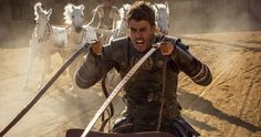 Toby Kebbell Talks Ben-Hur, Chariot Races & Remakes | EXCLUSIVE -- Toby Kebbell discusses his training for the epic chariot race, working with Jack Huston and more in the epic remake Ben-Hur, in theaters this Friday. -- http://movieweb.com/ben-hur-remake-2016-interview-toby-kebbell/