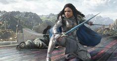Tessa Thompson's Valkyrie Embodies Wit Fun and Fierceness in 'Thor: Ragnarok'