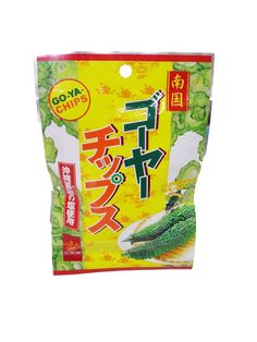 Okinawa Shop Goya (vegetable) Chips. Buy Okinawa food online shop. Japanese online store for food and Okinawa products.