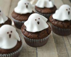 Ellouisa: Spooky cupcakes - Halloween