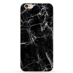 iPhone 6 / 6s black marble case rubber white Ships mid march. Soft runner to absorb shock better than hard plastic. wila Accessories Phone Cases