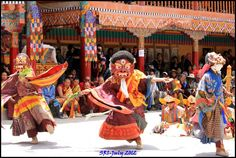 India - Hemis festival
