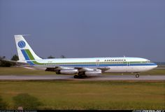 Boeing 720-027 aircraft picture