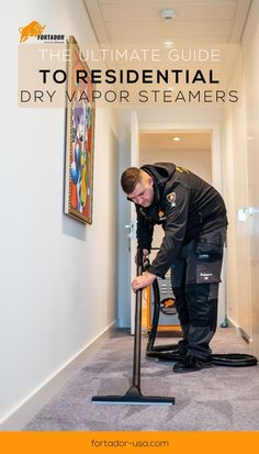 Today more than ever, homeowners want assurance that the surfaces and items in their homes are as clean as possible. The best way to sanitize your customers' homes and retain their business is through low-moisture superheated steam. Residential Cleaning, Steam Cleaners, Cleaning Business, Cleaning Service, Home Appliances, Homes, House Appliances, Houses, Appliances