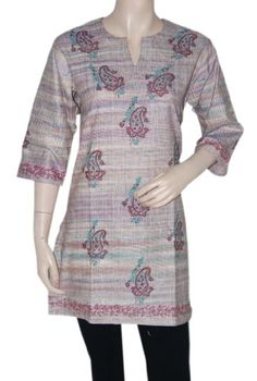 Indian Boho Yoga Tunic Womens Clothing Khadi « Clothing Impulse