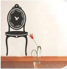 Wall Art - Victorian Chair