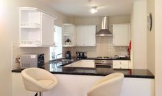 Kitchen - Interior images of our luxury self-catering apartment in Harrogate