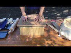 277. Making Easy Sushi Plates with Hsin-Chuen Lin 林新春 示範製作壽司盤 - YouTube