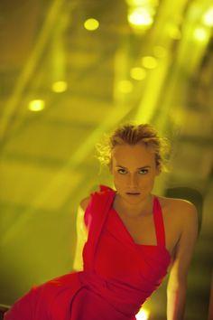 Diane Kruger by Diego Uchitel Seguro que a @Paula Siguero le gusta :-)