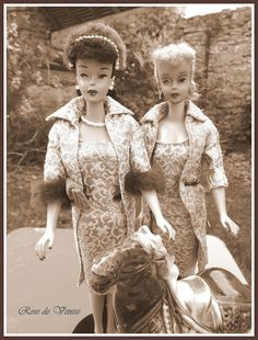 old film barbies
