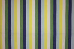 Blue Striped Fabrics | Stripe Cotton Fabrics | Striped Curtain Fabrics | Upholstery Fabrics  Flying Stripes