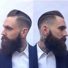 Tarts, Beard, Suit=Sexy AF
