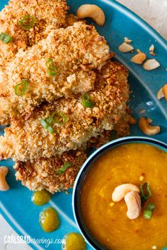 Cashew-Coconut-Chicken-Tenders-06-3 *Made it last night and it was delicious!   Halved the recipe for the 2 of us and had extra for lunches.  Add a little less cumin next time.