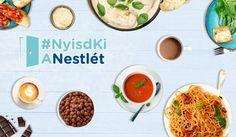 Nyisd Ki a Nestlét velünk! Ismerd meg jobban a Nestlét