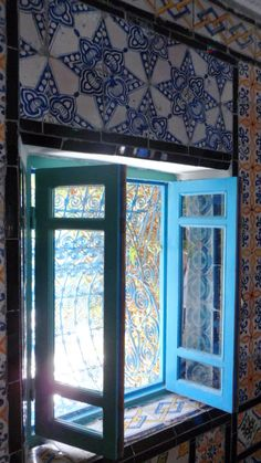 Sidi Bou Said, Tunisia (bedroom)