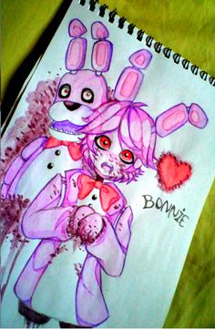 Five Nights at Freddy's Bonnie the bunny