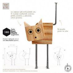 "GATO ""PEPO"" - Comprar en ANIMADEROS #WoodPlansCountryLiving"