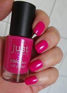just cosmetics colorazzi nail polish – 170 be graceful