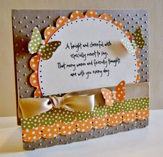 A bright and cheerful wish... - Scrapbook.com created by Lisa Young