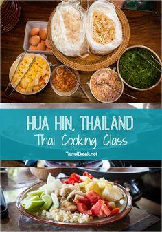 Take a Thai Cooking Class in Thailand TravelBreak.net