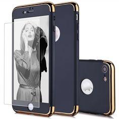 MPC 360° Luxury Chrome Bumper iPhone 7 Plus / 8 Plus Case