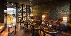 Private Jet Lounge Schiphol - Michael van Oosten