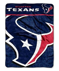 Keep cozy in spirited style with this stylish blanket. Cuddle up on the couch cheering on the family favorites with a must-have that pledges allegiance to the NFL's truly top team. 46'' x 60''100% polyesterMachine wash; tumble dryImported