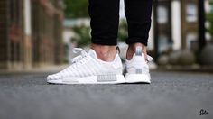 aa1c1d3ff98b8 Who grabbed the adidas NMD Whiteout last weekend  Discount Shoes Online