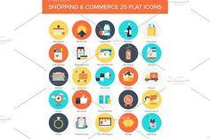 Shopping Icons #shopping
