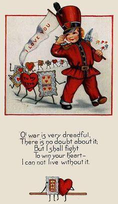 Vintage Valentine's Day Images   Public Domain   Condition Free @Rachel Lorenz
