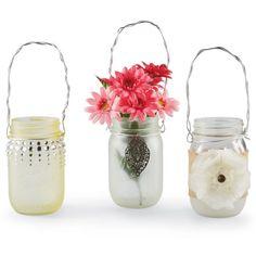 Mason Jar LanternsMason Jar Lanterns