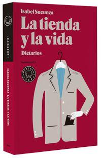 Pluriempleada, como los más afortunados de su generación, Isabel Sucunza trabaja en temporada de rebajas en una tienda de ropa. Allí ha conocido el místico mundo de las camisas, los pantalones y el perfilamiento de ropa en general, ha tratado con toda clase de clientes y ha tenido tiempo de leer mucho. Para saber si este libro está disponible en la biblioteca, pincha a continuación  http://absys.asturias.es/cgi-abnet_Bast/abnetop?ACC=DOSEARCH&xsqf01=tienda+vida+sucunza