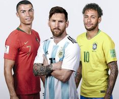 Why Ronaldo Messi and Neymar could not win the World Cup Messi Vs Ronaldo, Messi And Neymar, Cristiano Ronaldo Juventus, Cr7 Junior, Ronaldo Real Madrid, Sport Football, Football Pictures, Fifa World Cup, Soccer Players
