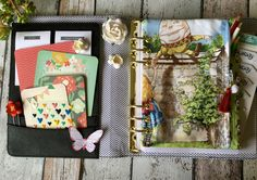 A5 Pencil case and pocket pouch for Kikki-K by MadeByNinnyNoo