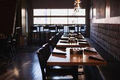 EVOO Greek Kitchen - Authentic Greek Cuisine in the Heart of Ottawa Best Cocktail Bars, Ottawa, Greek, Restaurant, Kitchen, Table, Furniture, Home Decor, Cooking