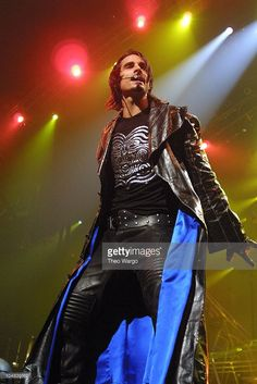 Kevin Richardson of the Backstreet Boys during Backstreet Boys NJ Concert 2001 at Continental Airlines Arena in East Rutherford, New Jersey, United States.