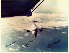 Test & Research Pilots, Flight Test Engineers: Richard (Dick) Abrams 1938-1994