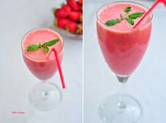 Çilekli Smoothie Tarifi – Amazing World Food and Recipes Healthy Eating Tips, Healthy Nutrition, Fruits And Vegetables, Veggies, Just Juice, Vegetable Drinks, How To Cook Quinoa, Milkshake, Smoothies