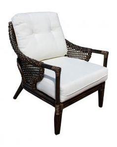 Panama Jack St Croix Lounge Chair with cushion
