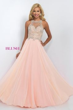 Blush Prom Dresses and Evening Gowns Blush 2016 Style 11005 Prom Dresses 2016, Pink Prom Dresses, Blush Dresses, Cheap Prom Dresses, Pretty Dresses, Beautiful Dresses, Formal Dresses, Blush Prom Dress, Beaded Prom Dress