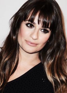 Lea Michele. She's gorgeous tbh.